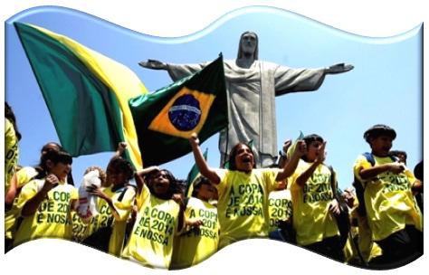 Чемпионат мира по футболу в Бразилии 2014